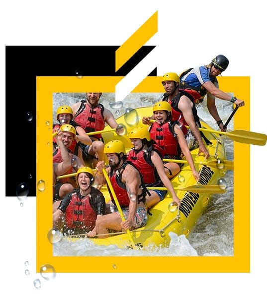 New World Rafting | White Water Rafting on the Rouge River