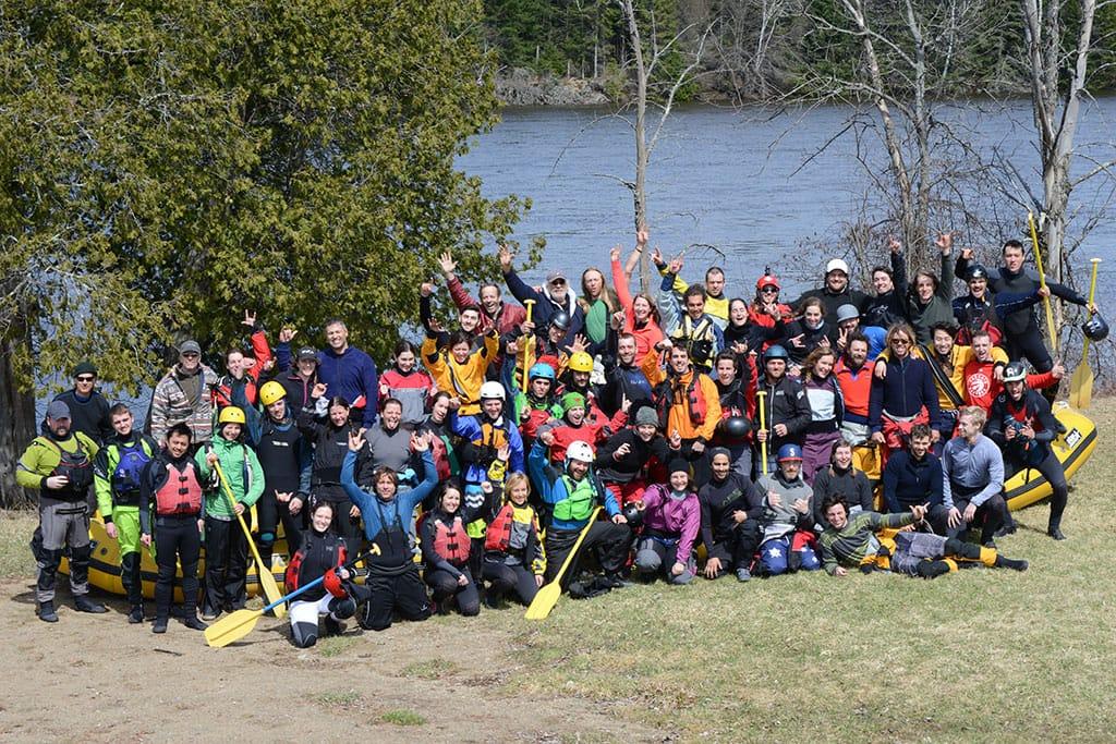 Équipe | Rafting Nouveau Monde | Rafting en eau vive sur la rivière Rouge